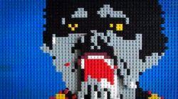 El vídeo de 'Thriller', de Michael Jackson, recreado con piezas de Lego