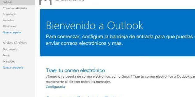 Adiós Hotmail, bienvenido Outlook: el nuevo correo electrónico de Microsoft ¡es