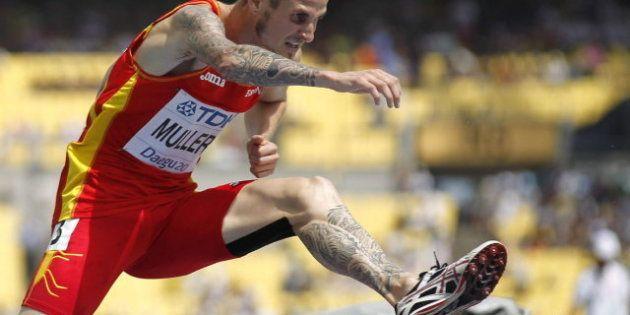 Juegos Londres 2012: El TAS da la razón a Ángel Mullera, excluido por presunto