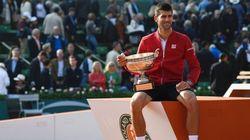 Djokovic por fin gana un Roland