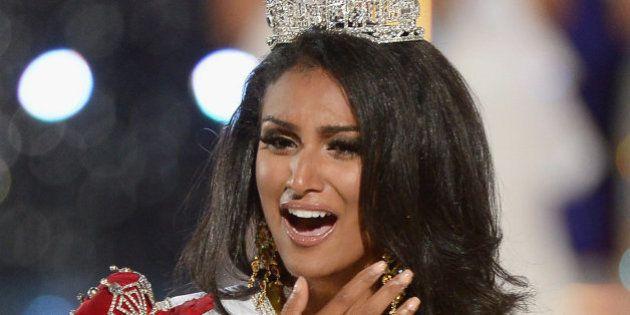 Nina Davaluri: la nueva Miss Estados Unidos, de origen indio, recibe insultos racistas