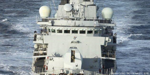 El Gobierno de Reino Unido anuncia que un buque de guerra visitará Gibraltar a finales de