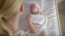 La cuna para dormir a los bebés que divide a padres y