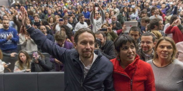 Podemos acusa a Canal Sur y a Susana Díaz de vetar a Pablo