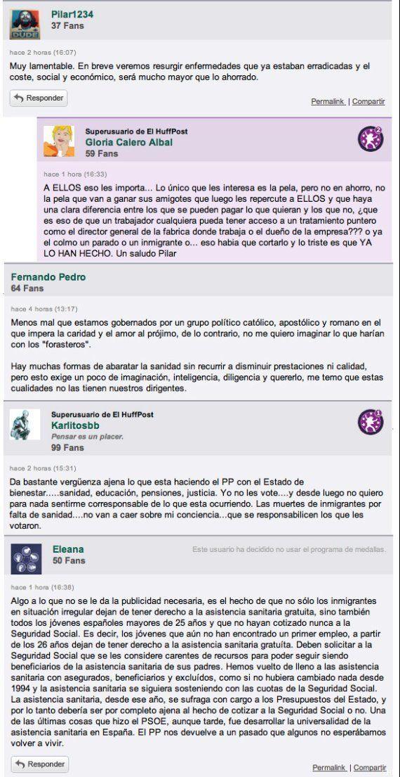 La Comunidad de ElHuffPost opina: los comentarios de la semana del 30 de junio al 5 de