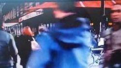 Abdeslam, captado por una cámara de seguridad antes de los atentados en