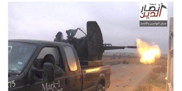 De Texas a Alepo: así acabó la furgoneta de un fontanero en manos de extremistas