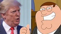 ¿Quién ha dicho esto? ¿Trump o Griffin, de 'Padre de Familia'?