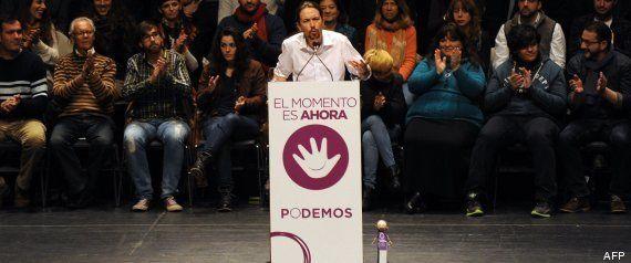 La fofucha de Pablo Iglesias