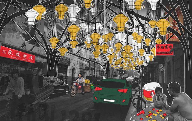 Un Chinatown en