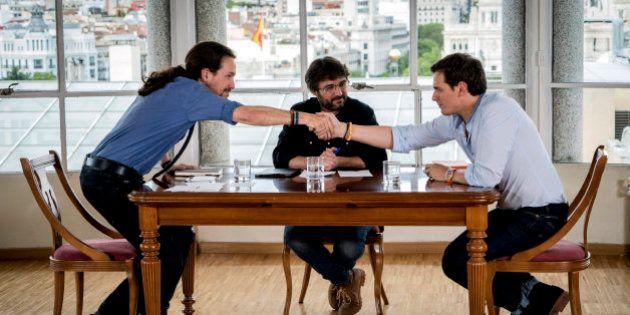 El tuit sobre el debate de Iglesias-Rivera en 'Salvados' del que todo el mundo
