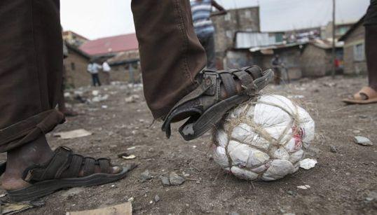 Infancia, deporte y pobreza: así se vive el Mundial en Kenia