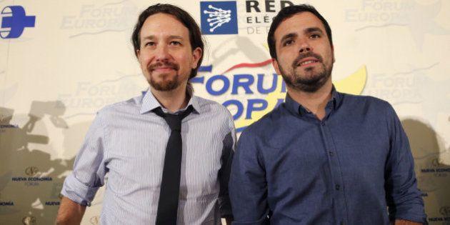Garzón apuesta por mantener el pacto con Podemos si logran más votos que por