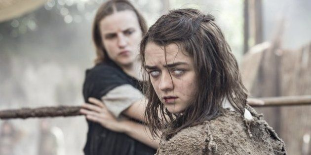 La sorprendente teoría sobre Arya Stark que empieza a cobrar