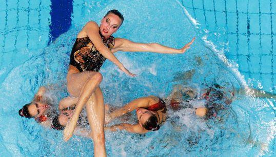19 fotos impresionantes de los campeonatos de natación