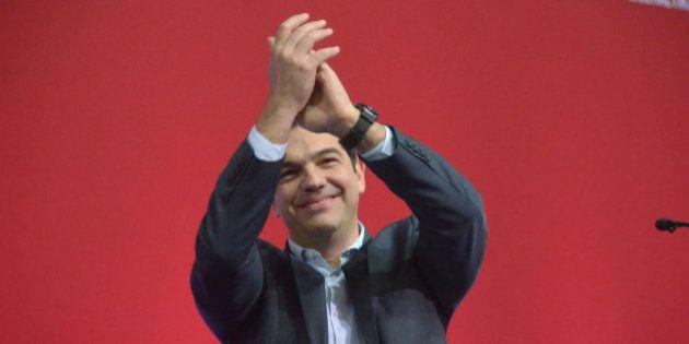 Syriza sigue a la cabeza de las encuestas a una semana de las elecciones