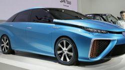 Automóviles de hidrógeno: un paso más ¿hacia