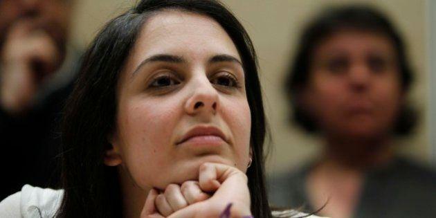Las anotaciones virales de Rita Maestre sobre el debate