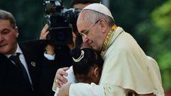 La pregunta de una niña filipina que el papa no supo