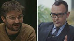 Risto Mejide y Jordi Évole se pican en Twitter por culpa del