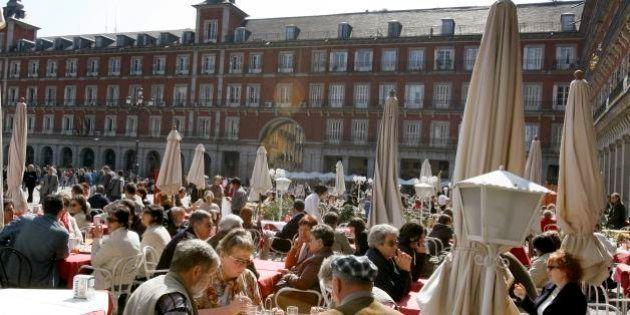 El gasto de los turistas extranjeros crece el 6,4% el primer