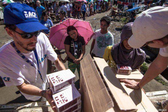 Filipinas, un mes en la cuerda