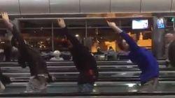 ¿Cómo pasar cinco horas en el aeropuerto? Haciendo