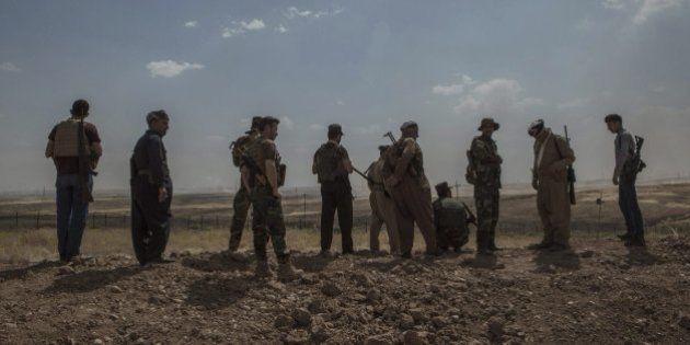 Hallan una fosa común con 400 cadáveres en la ciudad iraquí de