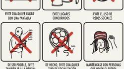 Cómo sobrevivir al Mundial si no te gusta el