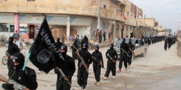 Un 'selfie' de Estado Islámico desemboca en un bombardeo estadounidense sobre un cuartel general