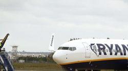 Ryanair acusa a Fomento de filtrar informaciones