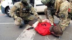 Detenido en Ucrania un francés que pretendía atentar durante la