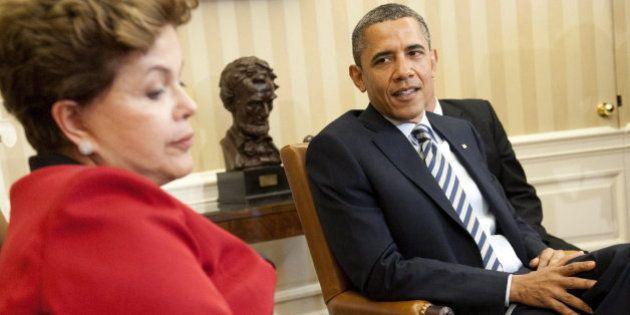 Dilma Rousseff cancela su viaje oficial a EEUU por el espionaje revelado por