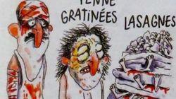 'Charlie Hebdo' indigna a Italia con esta viñeta sobre el
