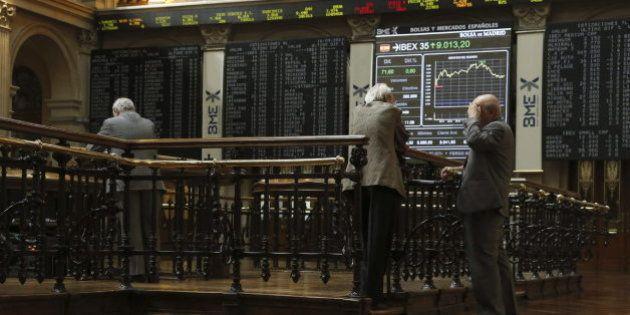 Las empresas del IBEX ganan un 9% más en la primera mitad de