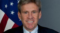 Muere en un atentado el embajador de Estados Unidos en