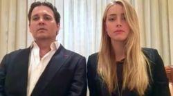 El bochornoso vídeo de Johnny Depp y Amber Heard para pedir perdón a