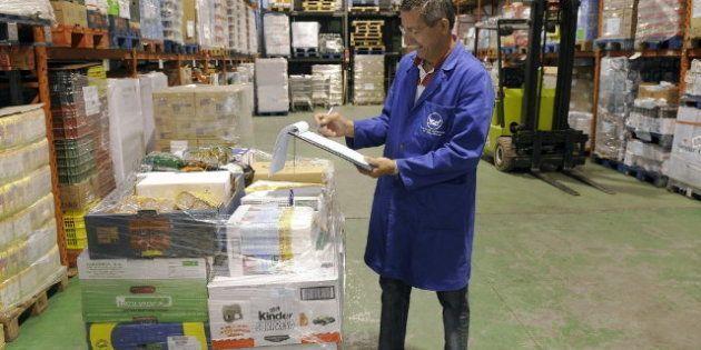 Premios Príncipe de Asturias 2012: la Federación Española de Bancos de Alimento recibe el galardón a...