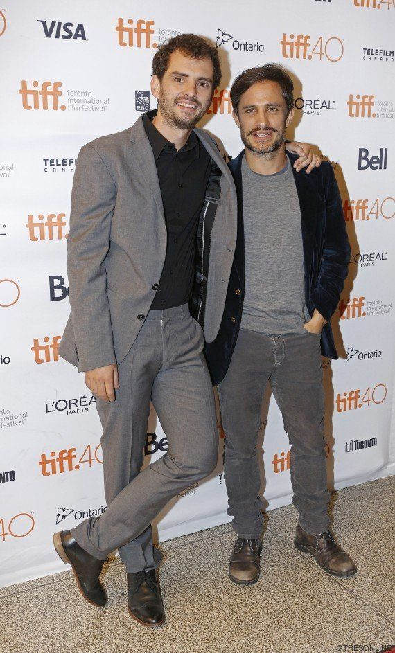 Gael García Bernal será a 'El Zorro' la nueva película futurista de Jonás