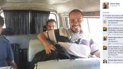 Tres periodistas españoles, desaparecidos en