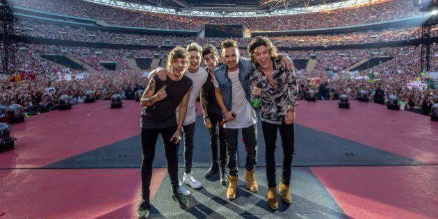 One Direction: las cuatro claves de su éxito (FOTOS,