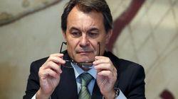 """Artur Mas: """"El Gobierno quiere explicar España como una, grande y"""