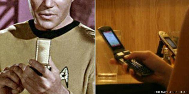 Star Trek de J.J. Abrams: los inventos de la serie original que se hicieron realidad