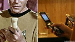 Los inventos de Star Trek que se hicieron realidad