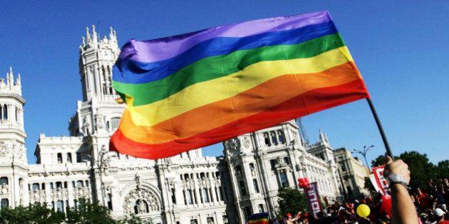 Multa por ruido al escenario de la manifestación del Orgullo Gay
