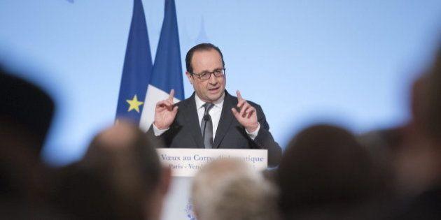 La popularidad de François Hollande se dispara tras los atentados de 'Charlie