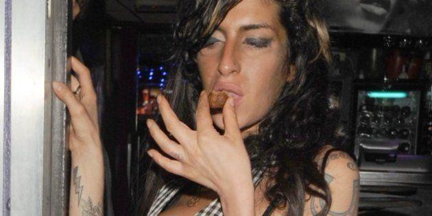 Amy Winehouse: Tortilla del Mercadona, uno de sus placeres