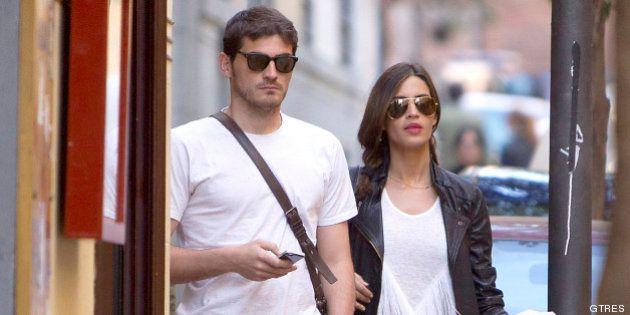 Sara Carbonero embarazada: la periodista y Casillas esperan un hijo que nacerá a finales de