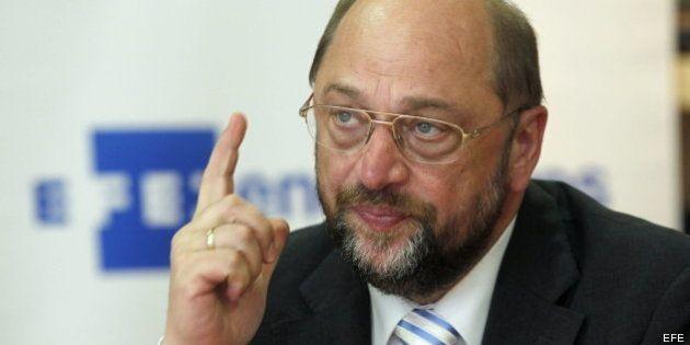 Martin Schulz, presidente del Parlamento Europeo:
