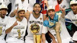 Los Spurs, reyes de la